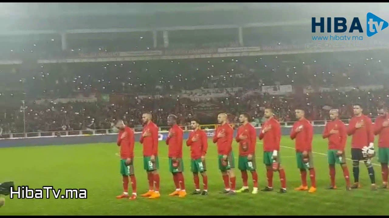 Photo of القشعريرة : عزف النشيد الوطني بتورينو وتفاعل الجمهور  معه وكأنك في المغرب