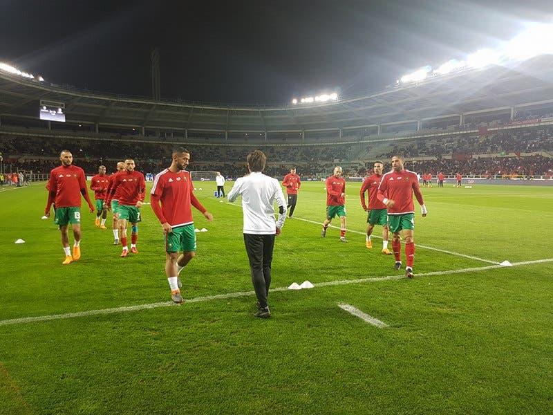 Photo of تشكيلة المنتخب الوطني المغربي الأساسية أمام صربيا