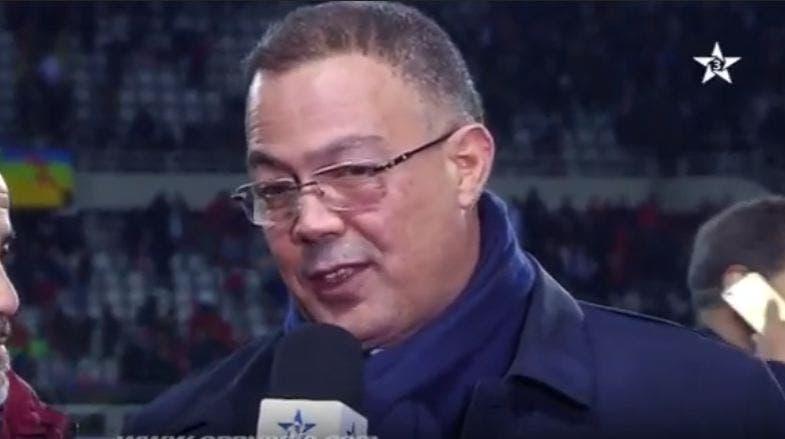 Photo of تصريح لقجع حول الفوز على صربيا وقضية اللاعب الحدادي
