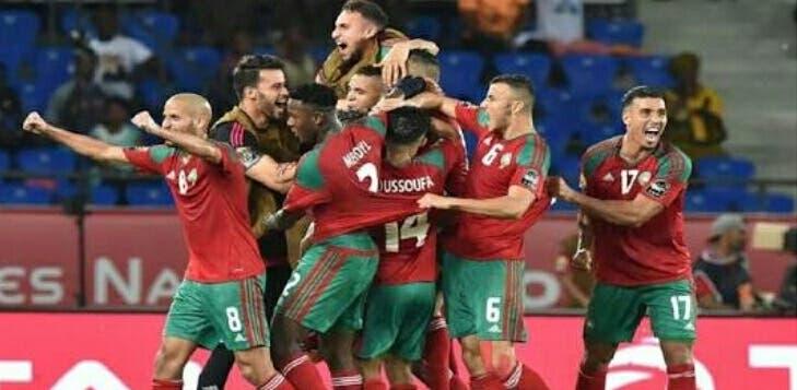 Photo of المنتخب المغربي يتفوق على نضيره الصربي في أول محك قبل المونديال