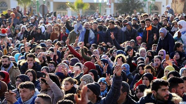 "Photo of إحالة 22 موقوفاً للنيابة العامة على خلفية أحداث ""جرادة"