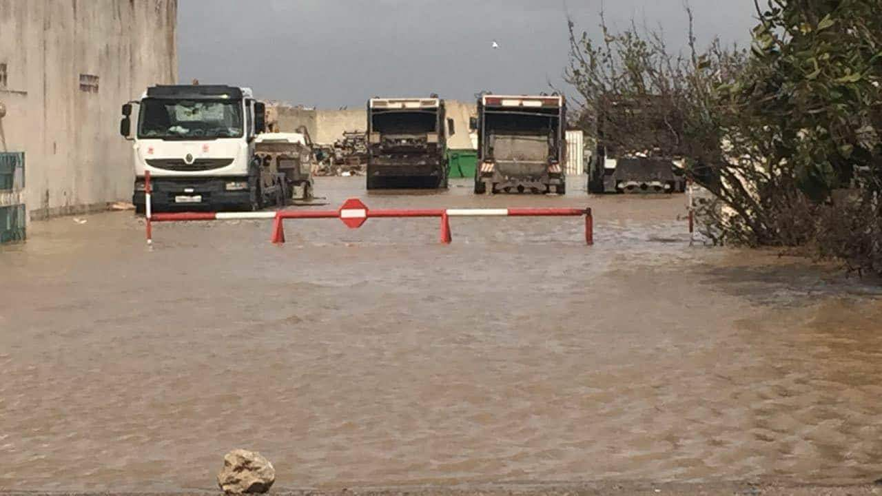 Photo of الامطار الغزيرة تكشف هشاشة البنية التحتية بتطوان