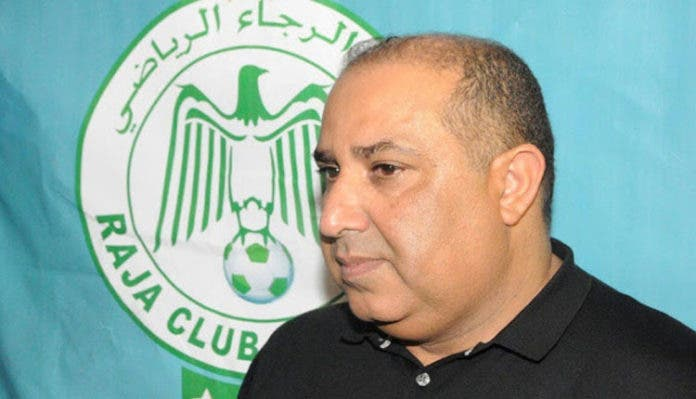 Photo of سعيد حسبان يستعد للديربي البيضاوي