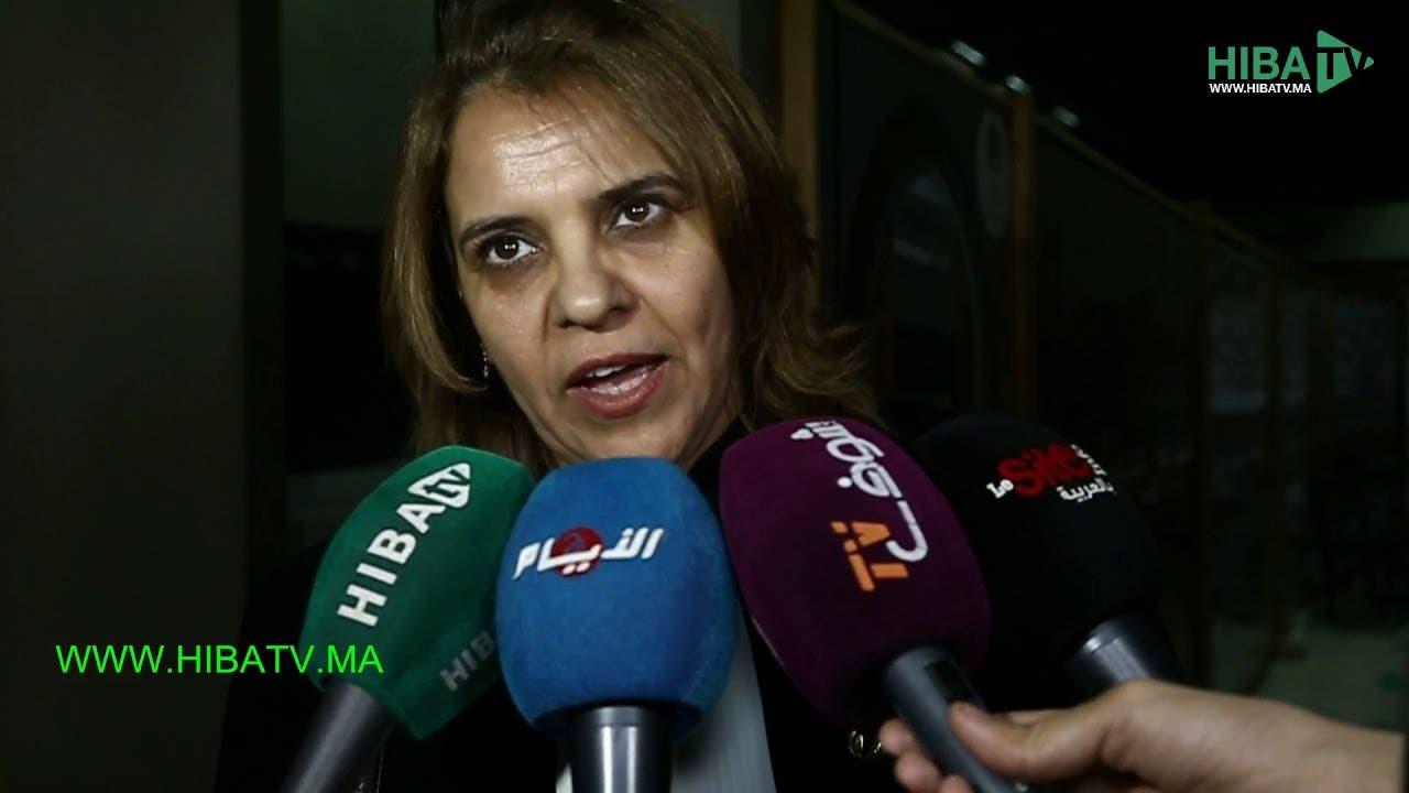 """Photo of المحامية أمينة الطالبي تهاجم محامي أمال الهواري """"إسحاق شارية"""" وتعتبر وضعه الشاذ مخالفة مهنية"""