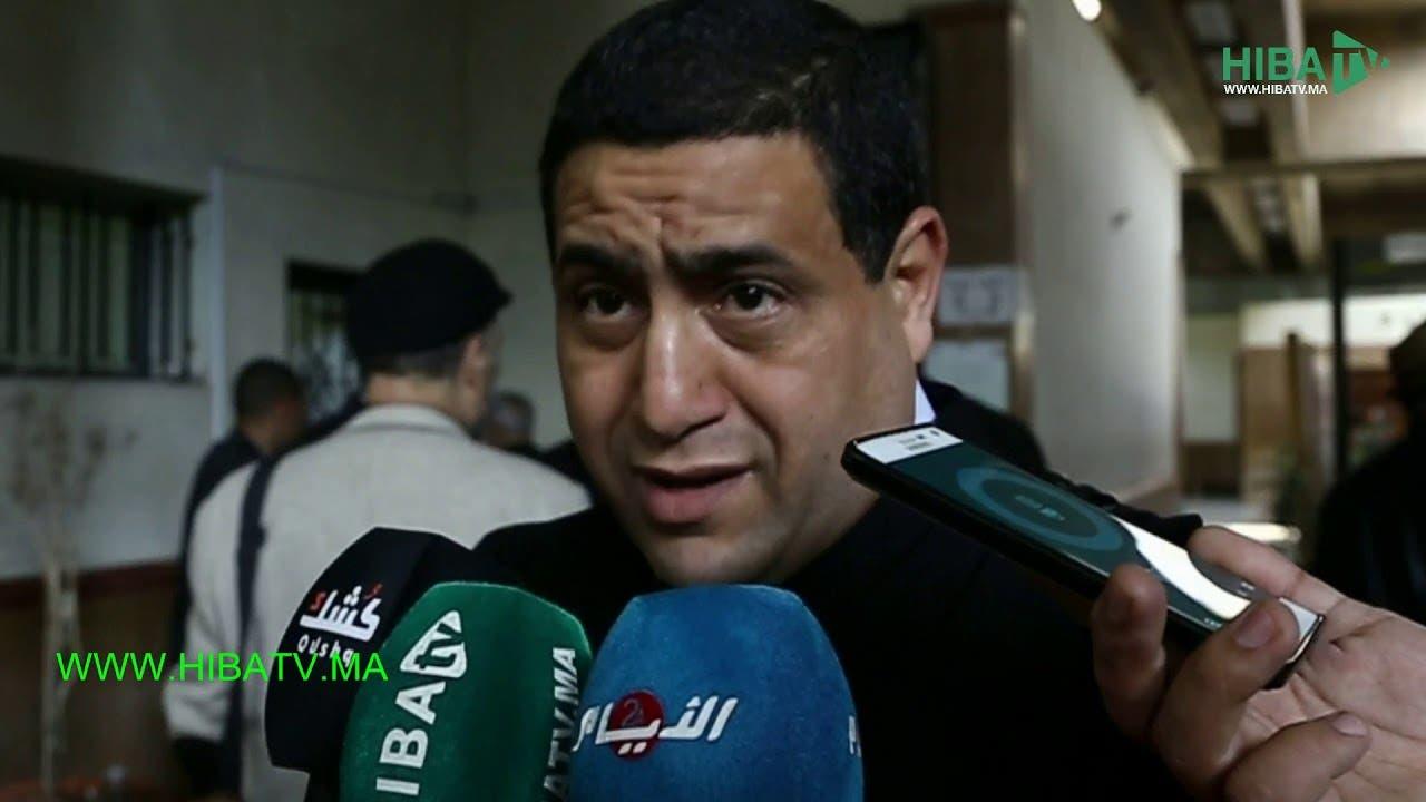 Photo of الهيني يعلق على قضية استدعاء المصرحات والفوضى التي عمت المحاكمة