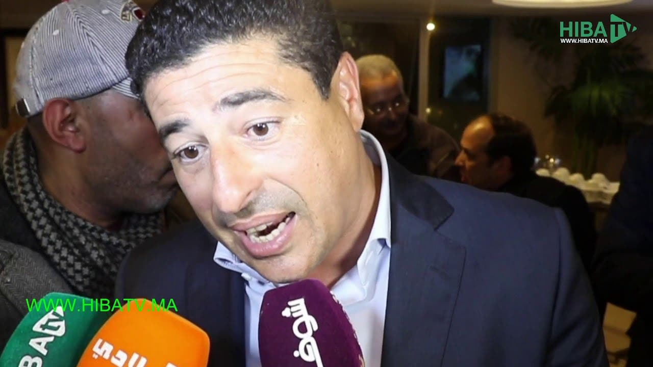 "Photo of جواد الأمين : ""كان هناك إجماع كلي على مزوار من أجل ترأس لجنة خاصة لقيادة الرجاء البيضاوي"""