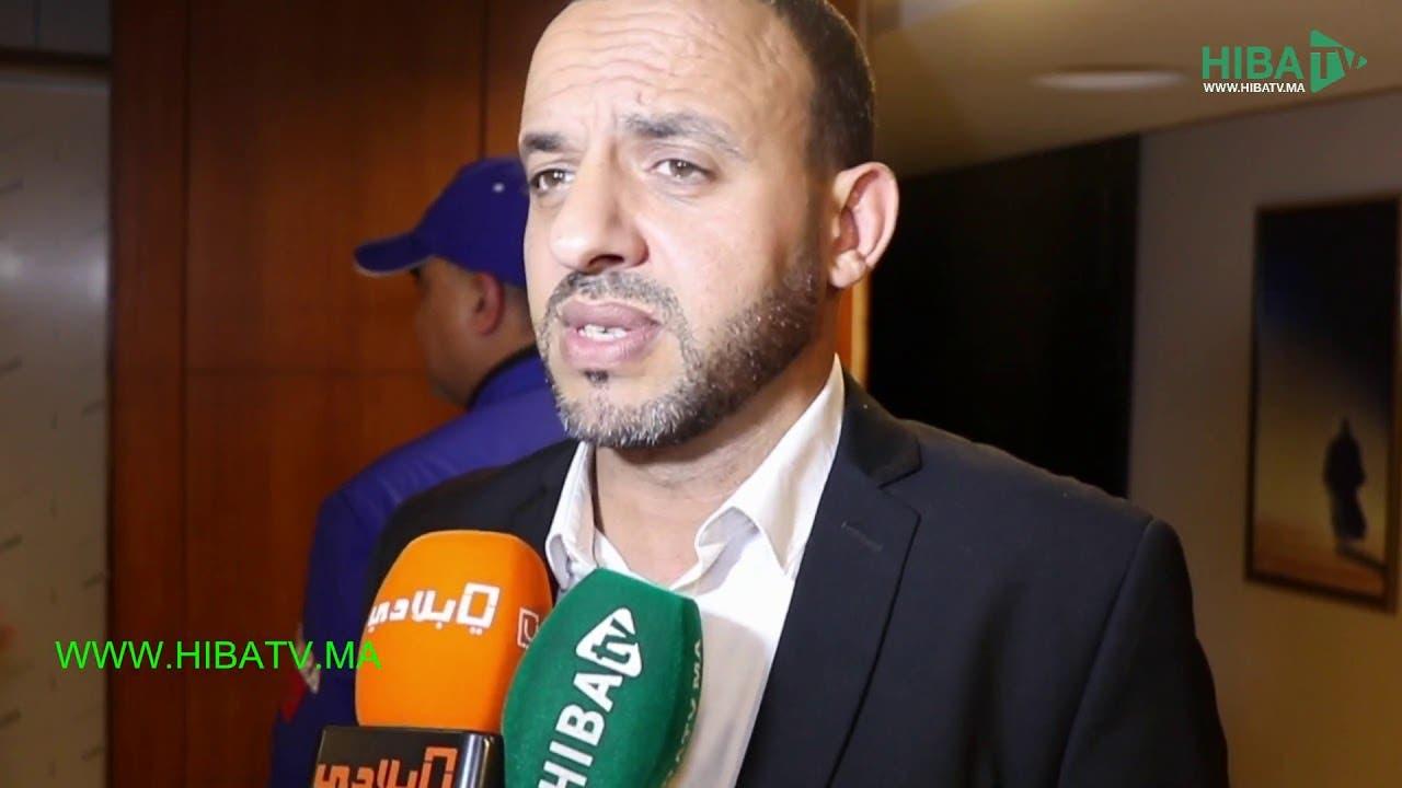 "Photo of علي حمدي بعد تنحي حسبان … ""هذا اليوم تاريخي"""