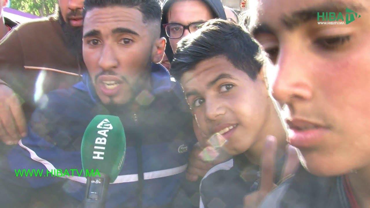 "Photo of جماهير الوداد بعد التعادل :"" الديربي غي مسرحية"""