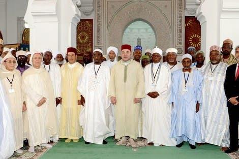 Photo of مفتي كونغولي: المغرب نموذج للتعايش بين الديانات