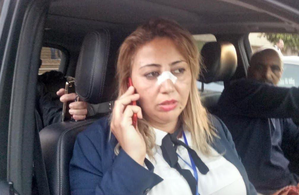 """Photo of النقابة الوطنية للصحافة تستنكر واقعة اعتداء محامي على """"صحافيي العدالة"""""""