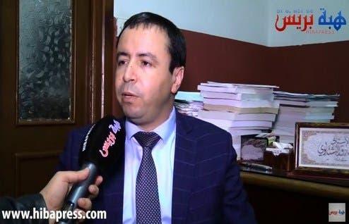 "Photo of استئنافية الحسيمة تقضي بسجن البوشتاوي سنتين بدل ""20 شهرا"""