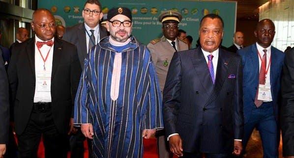 Photo of خطاب الملك ببرازفيل يجسد التزام المغرب بالقضايا الكبرى لافريقيا