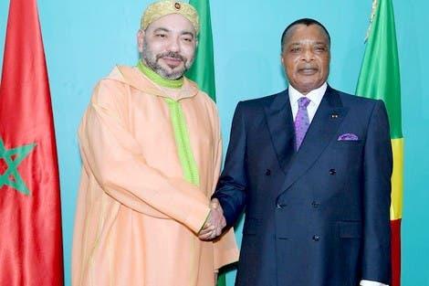 Photo of الملك ورئيس الكونغو يترأسان حفل التوقيع على اتفاقيات تعاون