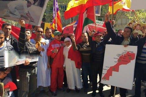 Photo of تقرير : عدد المغاربة المقيمين بإسبانيا بشكل قانوني يقترب من المليون