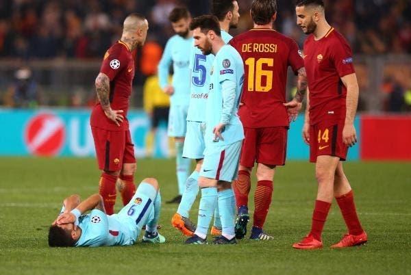 Photo of رديمونتادا روما تلقي ببرشلونة خارج دوري أبطال اروبا !