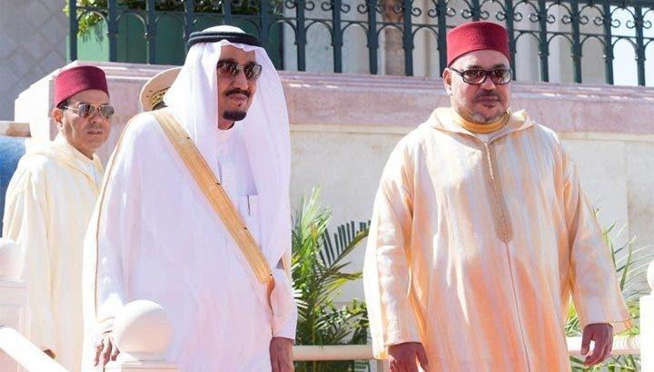 Photo of السعودية تقف إلى جانب المغرب في كل ما يهدد وحدته الترابية