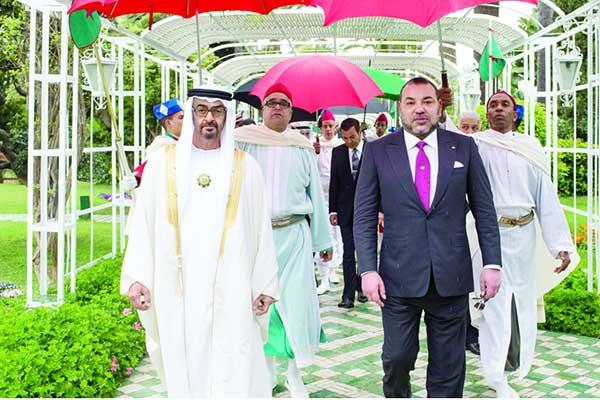 Photo of الإمارات: ندعم المغرب ونرفض التدخل الإيراني