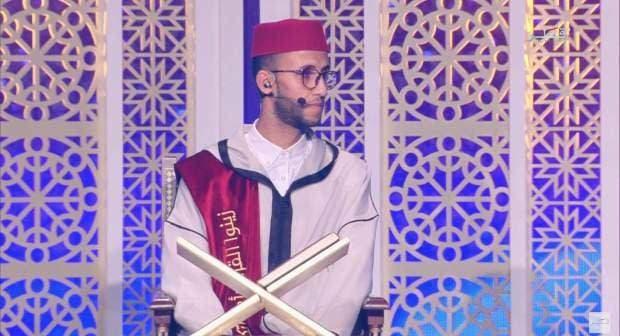Photo of شاب من أكادير في نهائي المسابقة الدولية لتلاوة القرآن