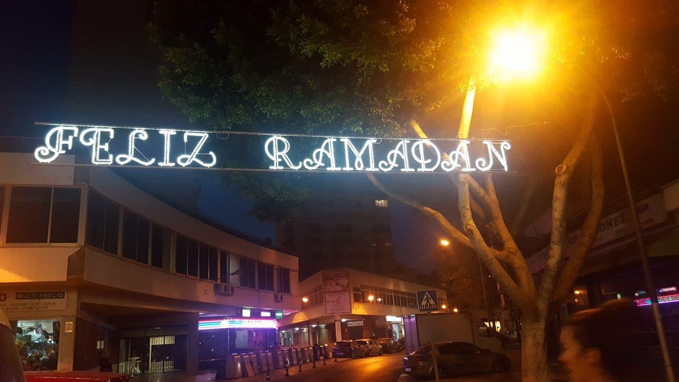 "Photo of مدينة "" طوريمولينوس"" الإسبانية تشارك المسلمين فرحة رمضان"