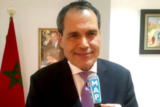 Photo of سفير المغرب الجديد بنواكشوط يقدم أوراق اعتماده