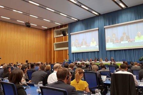 Photo of النمسا: المغرب يترأس أشغال الدورة 27 للجنة الأمم المتحدة لمنع الجريمة