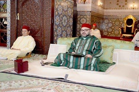 Photo of الملك يترأس الدرس الثاني من سلسلة الدروس الحسنية الرمضانية