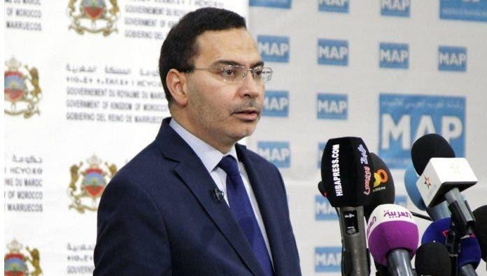 Photo of الخلفي: الحكومة لم تحسم بعد في ضبط أسعار المحروقات