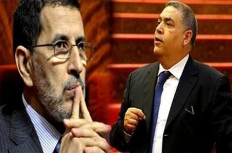 """Photo of """"بيجيدي"""" وادنون يجر وزير الداخلية الى القضـــاء"""