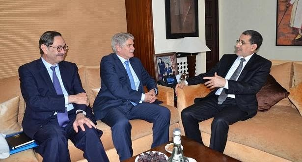 Photo of العثماني يشيد بمستوى العلاقات بين المغرب واسبانيا