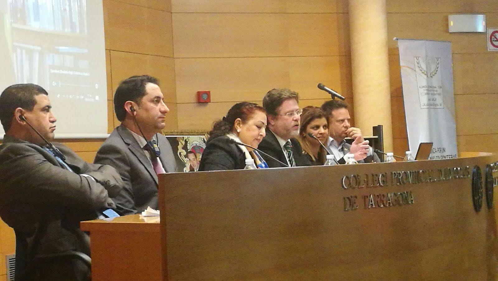 "Photo of التحالف الدولي بإسبانيا: إنتخاب ""الشنتوف"" رئيسا لقضاة المغرب شرف وثقة"