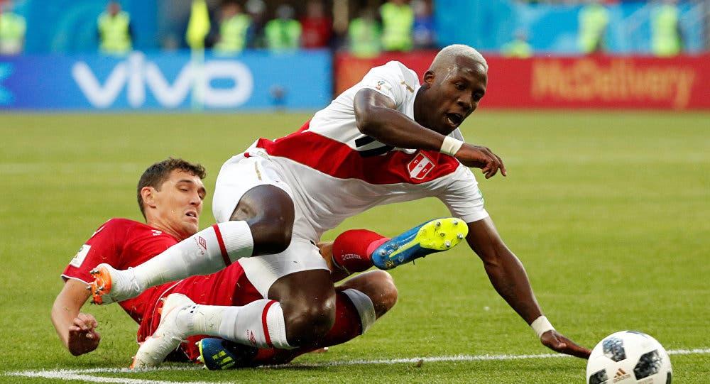 Photo of الدنمارك تفوز على بيرو في ثاني مباريات المجموعة الثالثة بالمونديال