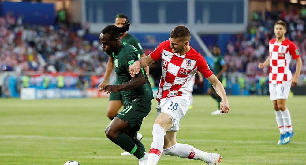 Photo of منتخب كرواتيا يفوز على نيجيريا في بداية مشواره بكأس العالم
