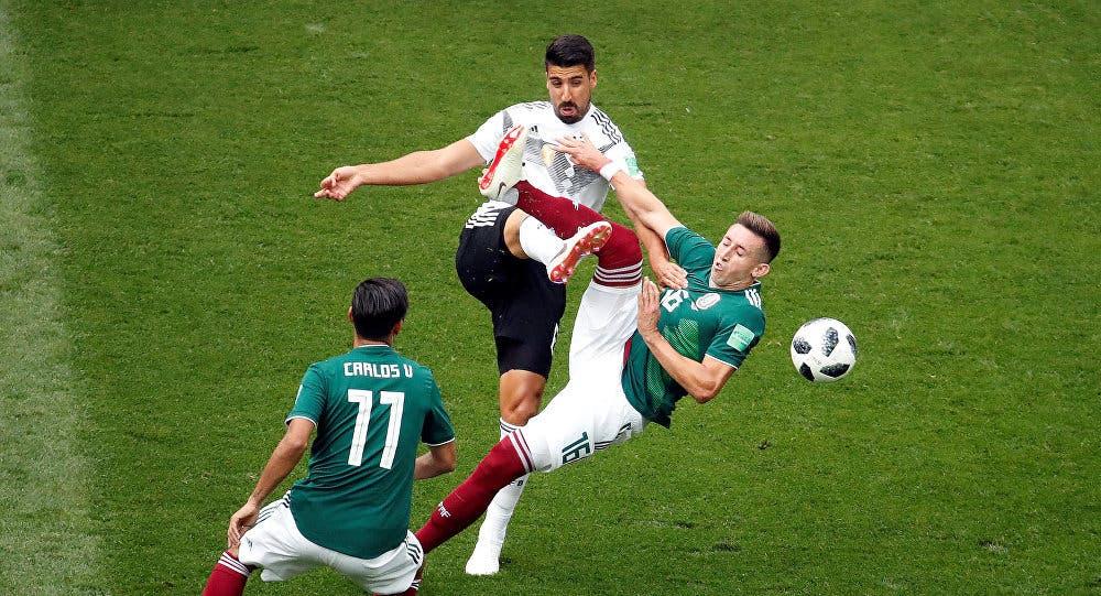 Photo of المكسيك تفجر مفاجأة مدوية وتسقط أبطال العالم
