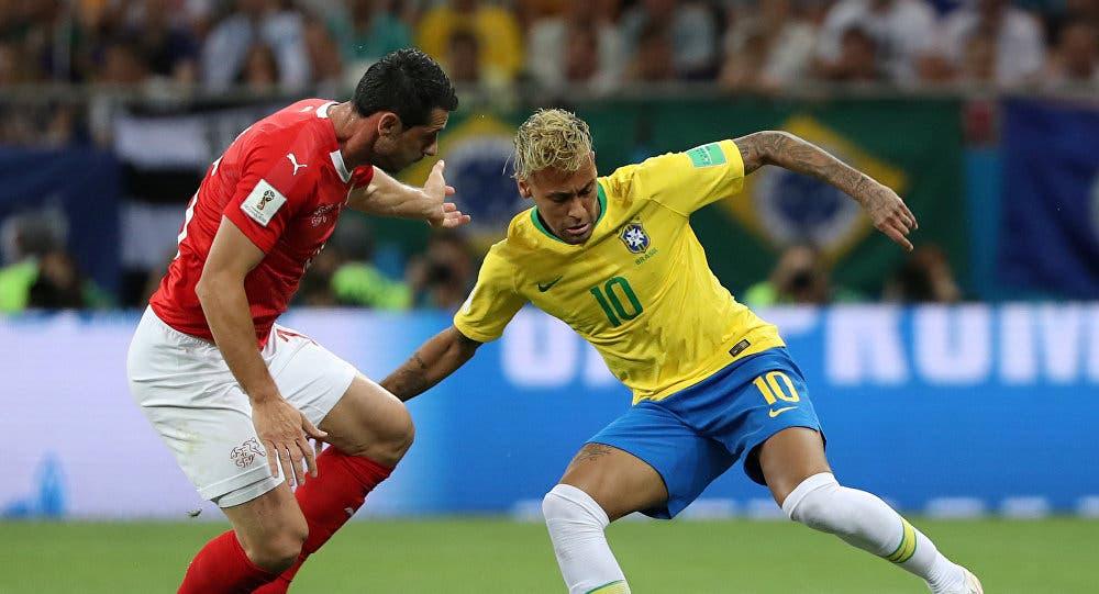 Photo of المنتخب البرازيلي يتعثر في أول ظهور له بمونديال روسيا