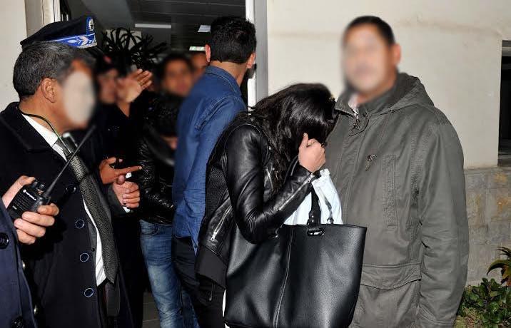 Photo of الحرب على الفساد بأكادير: اعتقال 4 خليجيين و10 مغاربة بينهم فتيات.