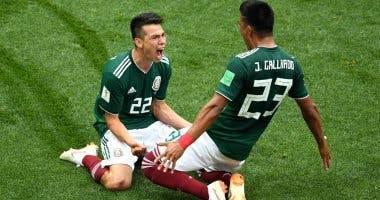 Photo of المكسيك تفاجئ ألمانيا بهدف التقدم فى شوط مثير بكأس العالم