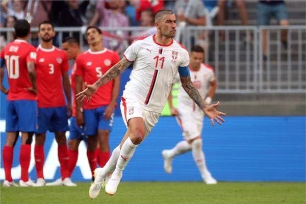 Photo of صربيا تفوز على كوستاريكا في افتتاح مباريات المجموعة الخامسة