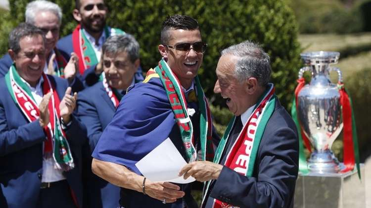 Photo of رئيس البرتغال يؤازر بلاده ضد المغرب