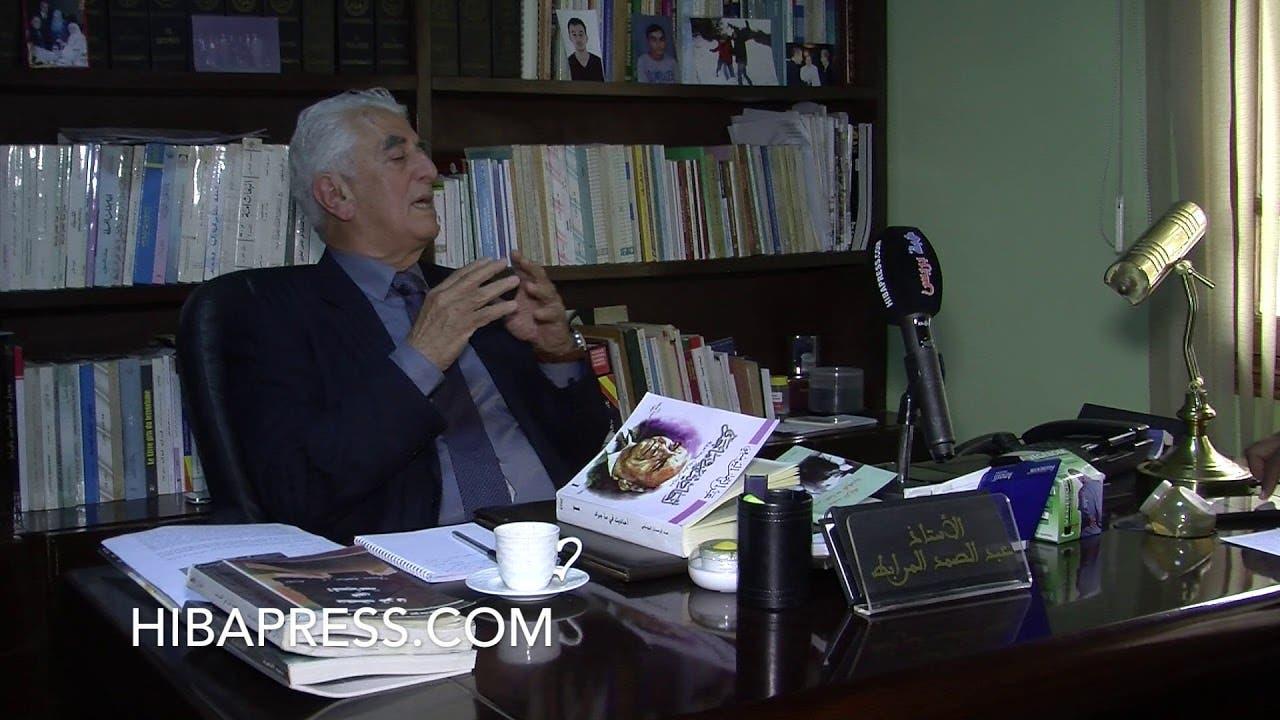 """Photo of كتاب """"أحاديث فيما جرى """" لعبد الرحمان اليوسفي يتعرض للقصف من طرف المرابط لإكتشافه لبعض المغالطات"""