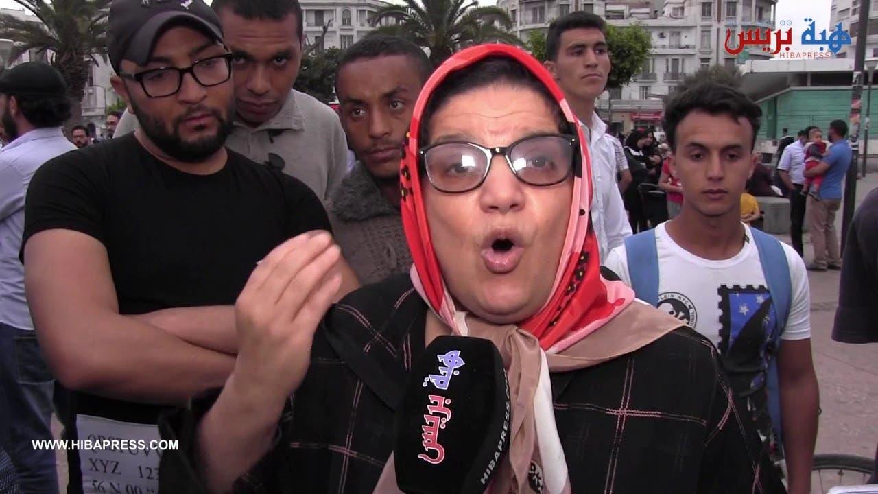 Photo of كلمة قوية من سيدة غاضبة اختلطت فيها أحكام الريف والحكومة والبرلمان