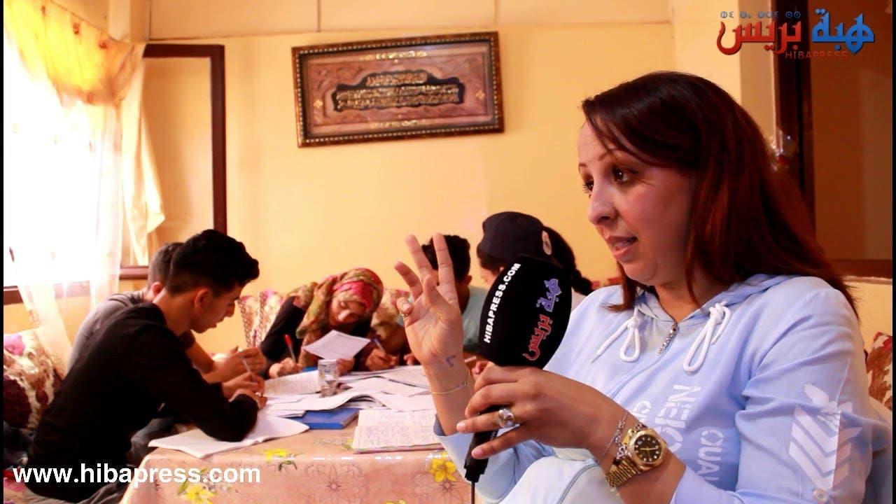 Photo of صاحبة اعلى معدل في البكالورية الحرة كتشرح الخطوات ليتبعات باش نجحات