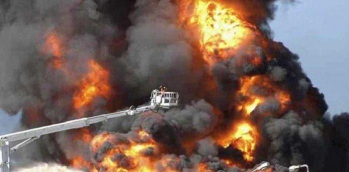 Photo of وزارة الهجرة تتكفل بترحيل المغربيين اللذين قتلا في انفجار مصنع الألعاب النارية بإسبانيا