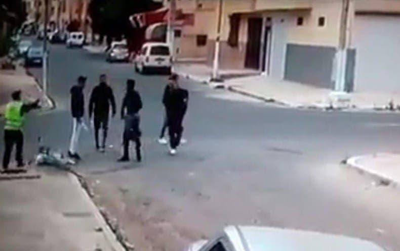 Photo of أكادير: توقيف ثلاث أفراد ظهروا في شريط فيديو يعتدون على مواطن بالسيوف