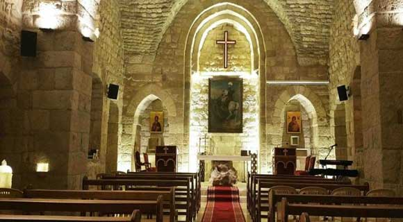 Photo of الداخلية تمنع رفع الآذان والإفطار الجماعي داخل الكنيسة الكاثوليكية بالرباط