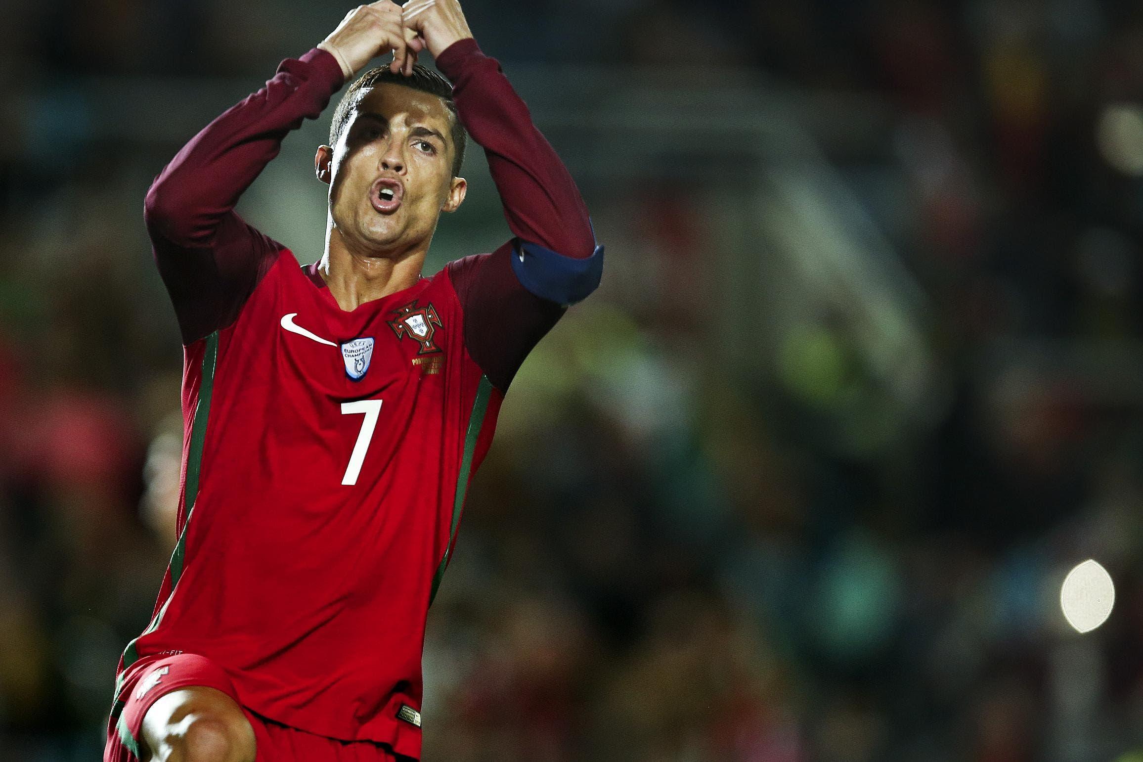 Photo of رونالدو يقود البرتغال للتقدم على إسبانيا فى الشوط الأول