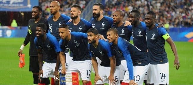 Photo of التشكيلة الرسمية لمواجهة فرنسا وأستراليا