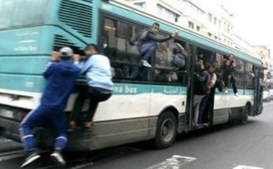 سكان الدار البيضاء يقومون بإنجاز7.8 مليون من التنقلات يوميا