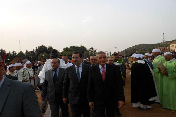 Photo of انطلاق مهرجان أحيدوس بعين اللوح بحضور وزير الثقافة و الاتصال