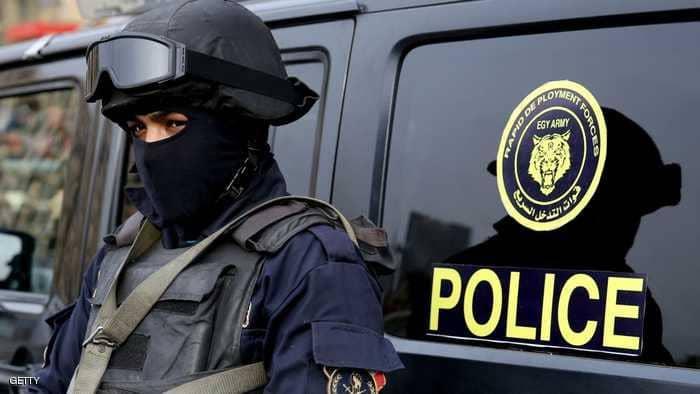 """Photo of مقتل """"إرهابيين"""" في اشتباكات مع الشرطة المصرية"""