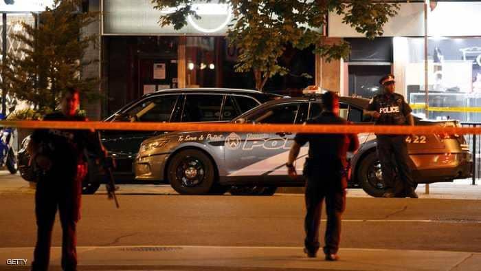 Photo of إصابات في معركة مسلحة بمركز تجاري في كندا